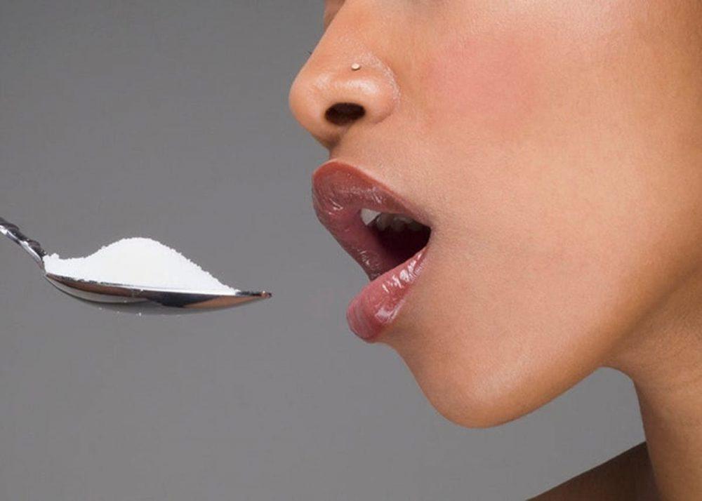 Comer azúcar en exceso