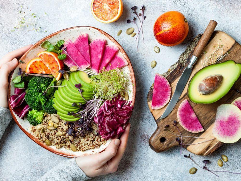 7 suplementos que necesitas en una dieta vegana