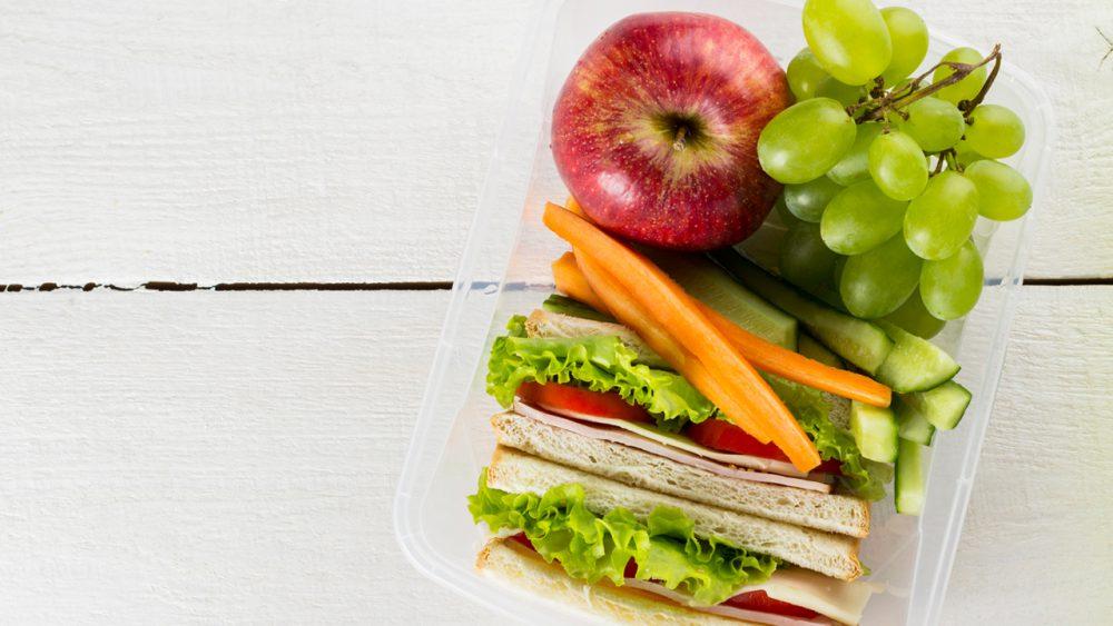 Los alimentos reales son nutritivos