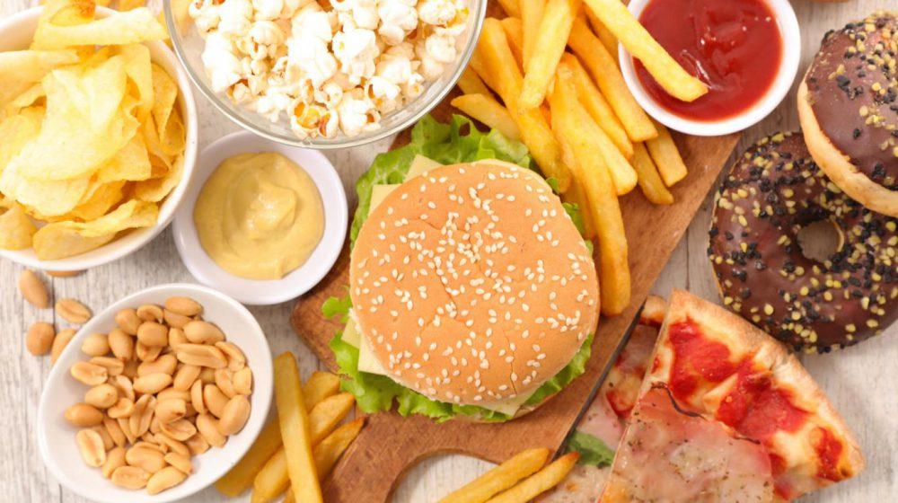 Mentiras de la industria de la comida chatarra
