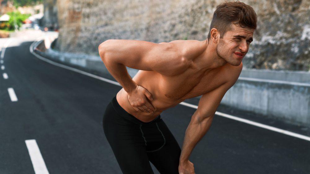No hacer demasiado ejercicios
