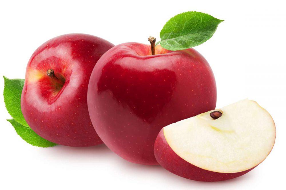 Nutrición de la manzana