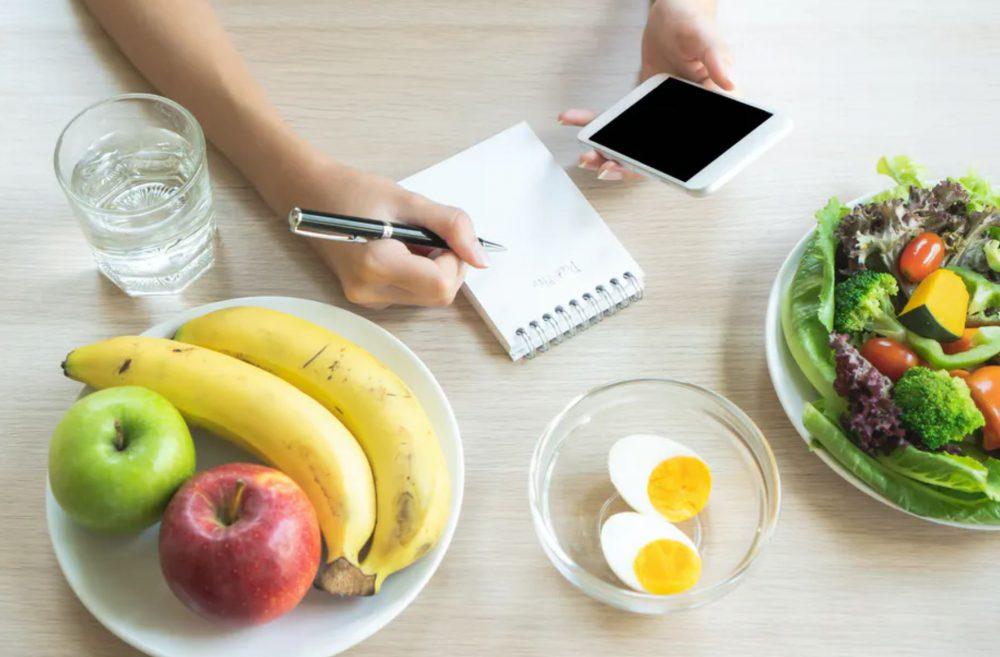 Rastrea tus macros y la ingesta de calorías