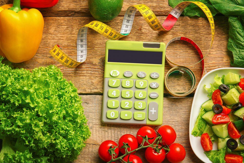 Reducir calorias