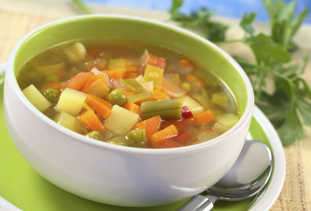 Sopas de Verduras