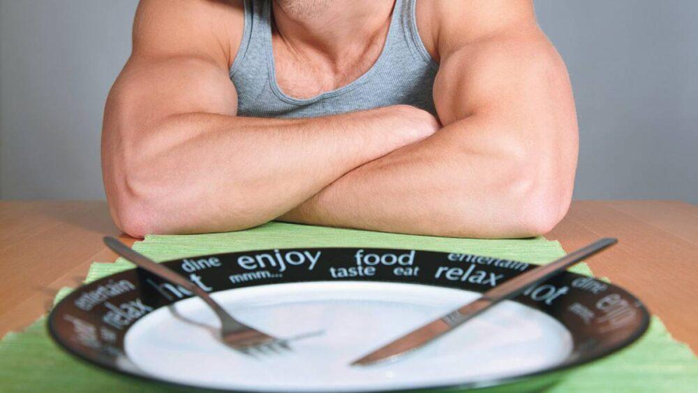 ¿Pierde usted músculo cuando está en ayunas?