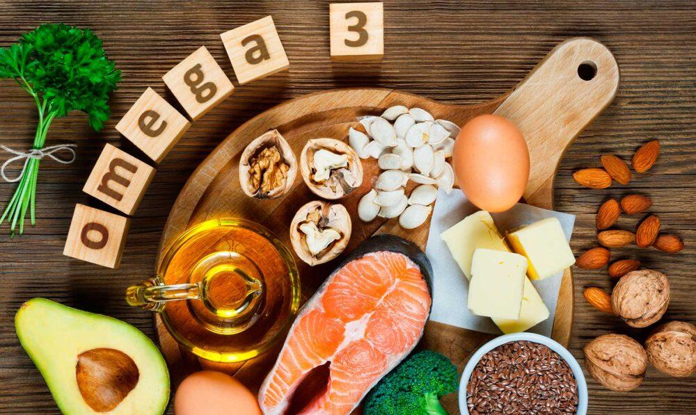 Ácidos grasos del omega 3
