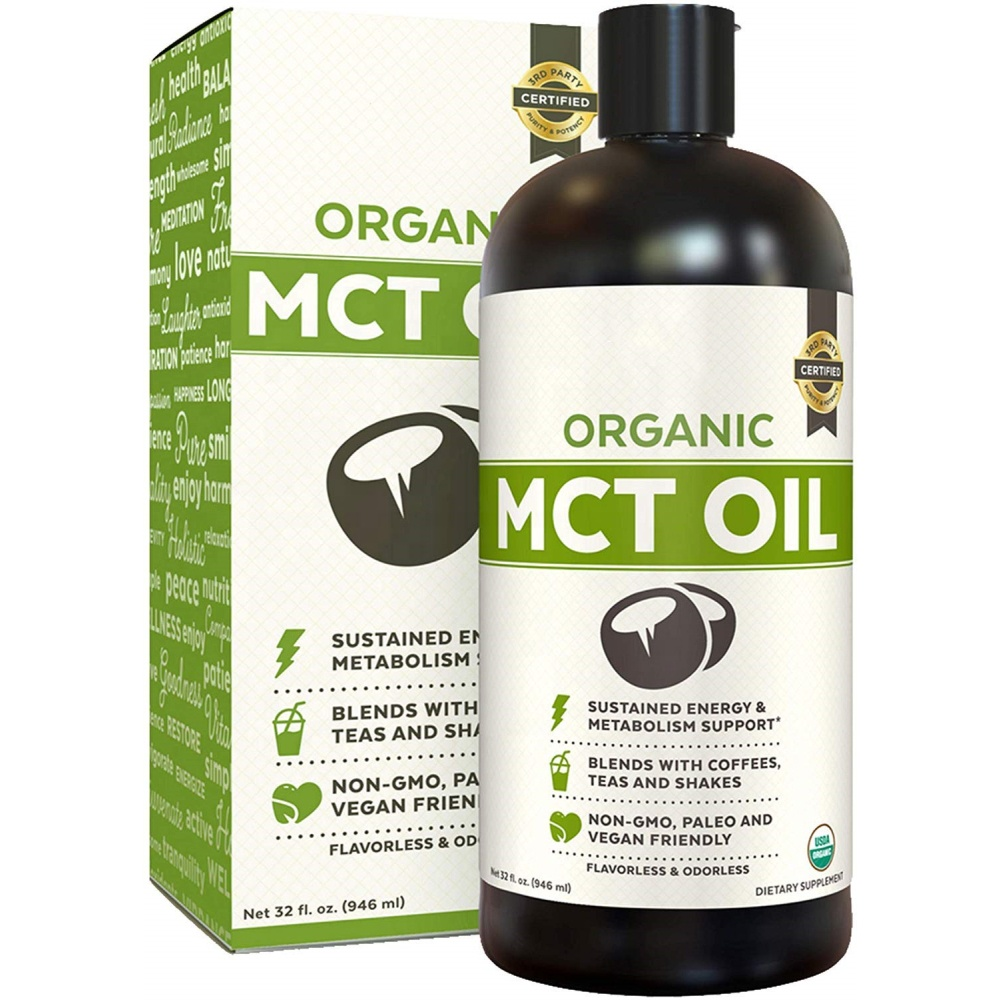 7 Beneficios del aceite de MCT basados en la ciencia