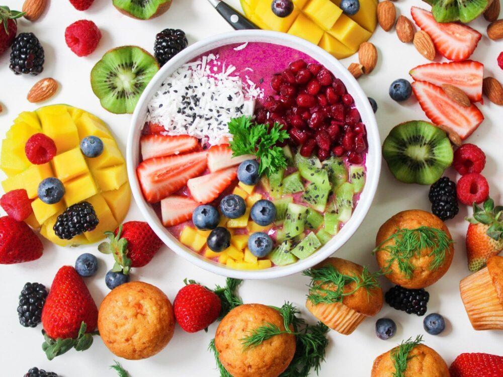 Alimentación saludable - Una guía detallada para principiantes