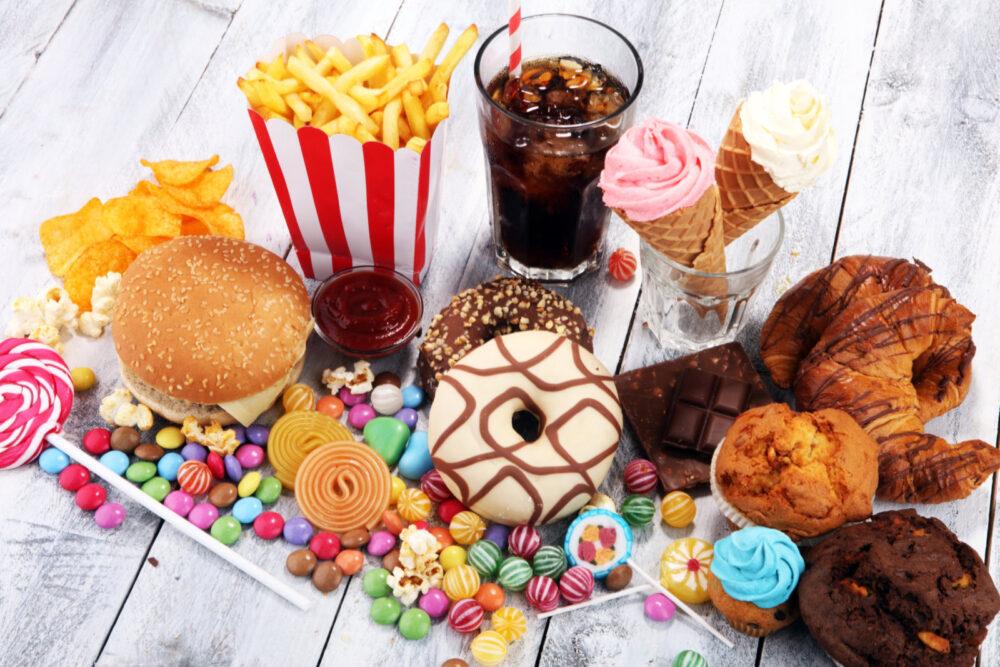 Alimentos que pueden causar acné