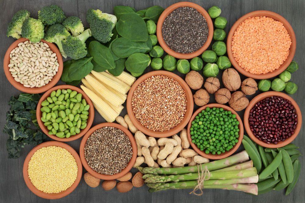 Alimentos ricos en fibra que te ayudan a bajar de peso