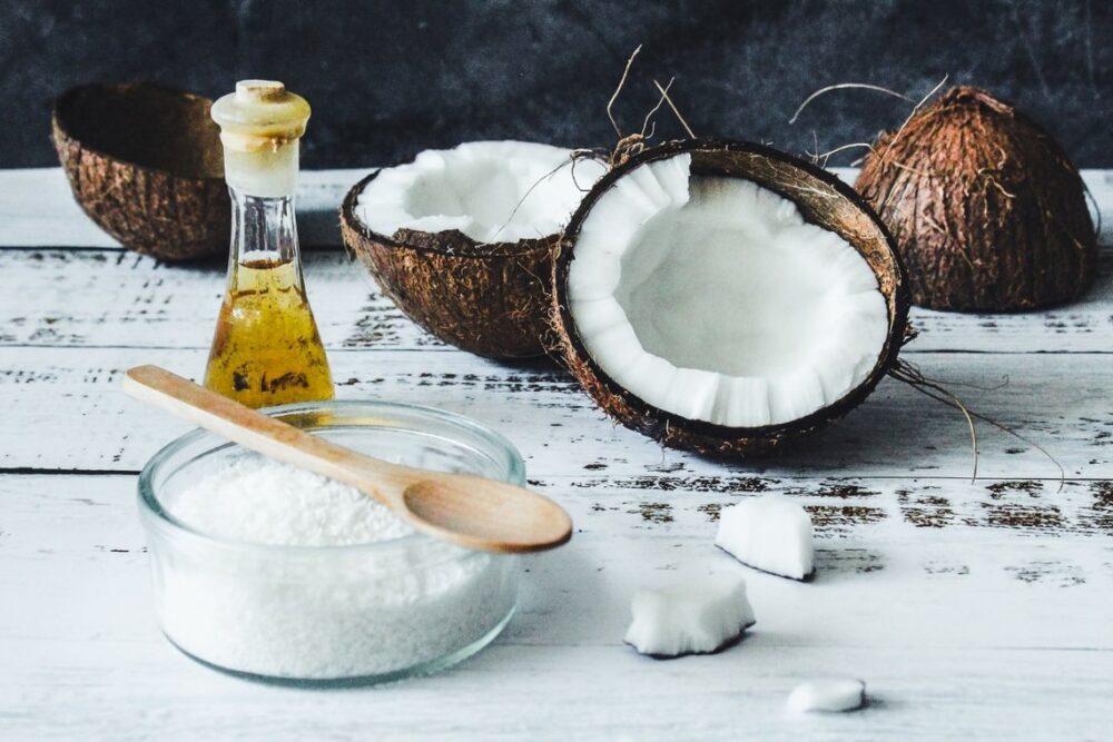 Beneficios a la salud del aceite de coco