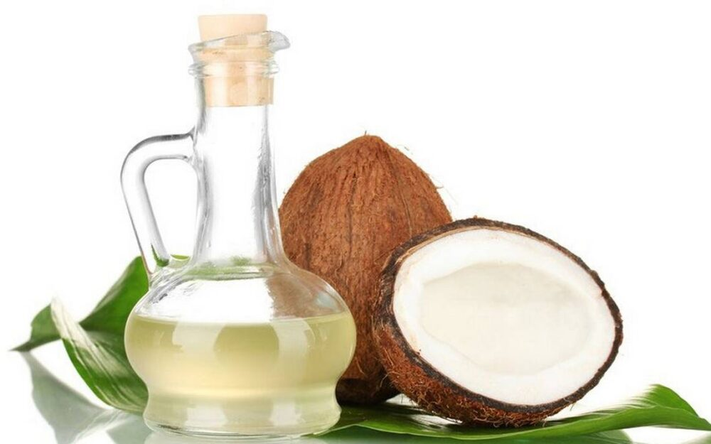 Beneficios del aceite de coco a la salud