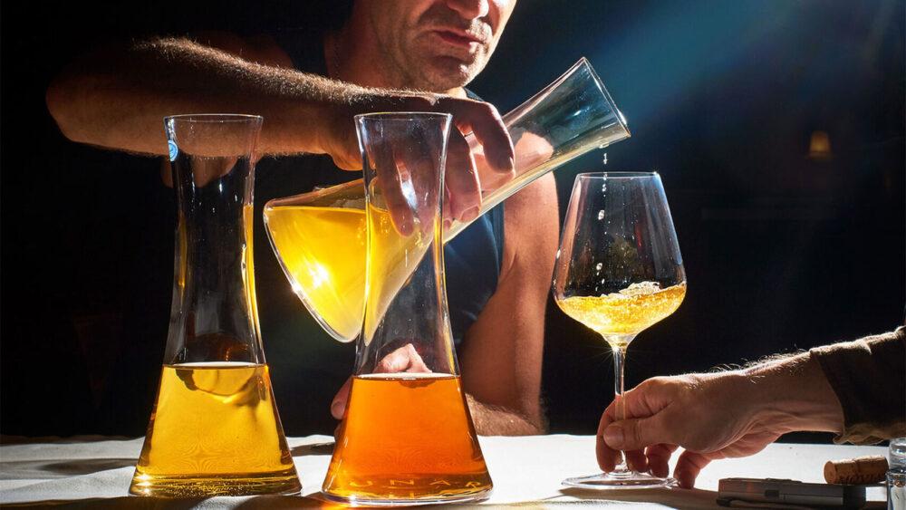 Beneficios del vino de naranja