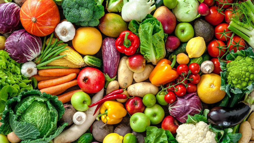 Comer alimentos enteros ayuda a perder peso