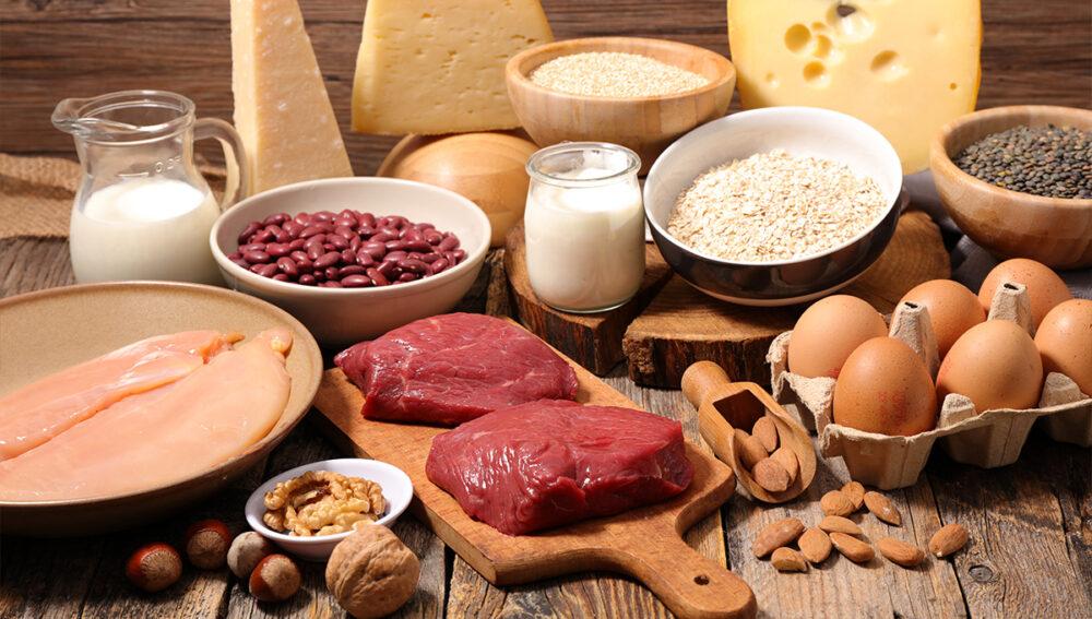 Comer muchas proteínas ayuda luego de un bing