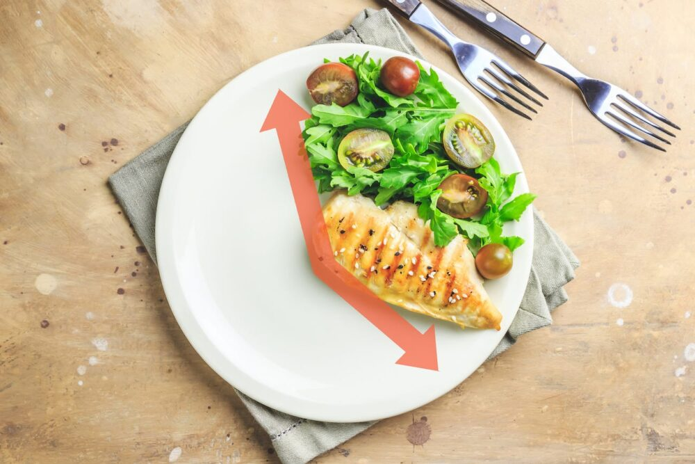 Como hacer la alimentación con tiempo restringido