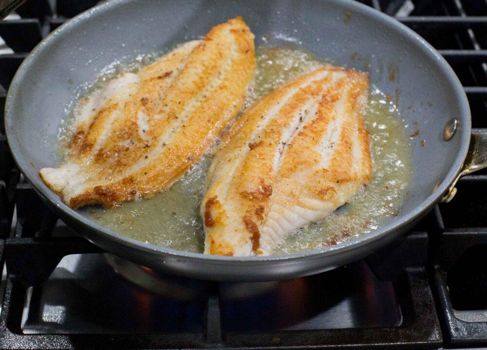 Como recalentar el pescado