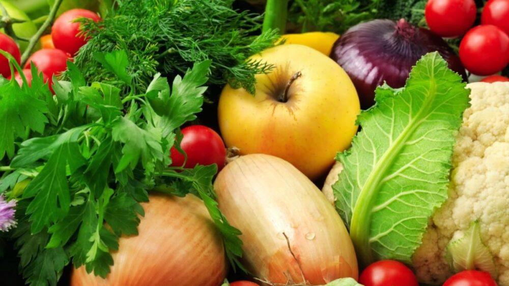 Dieta alcalina regula los niveles de pH en el cuerpo