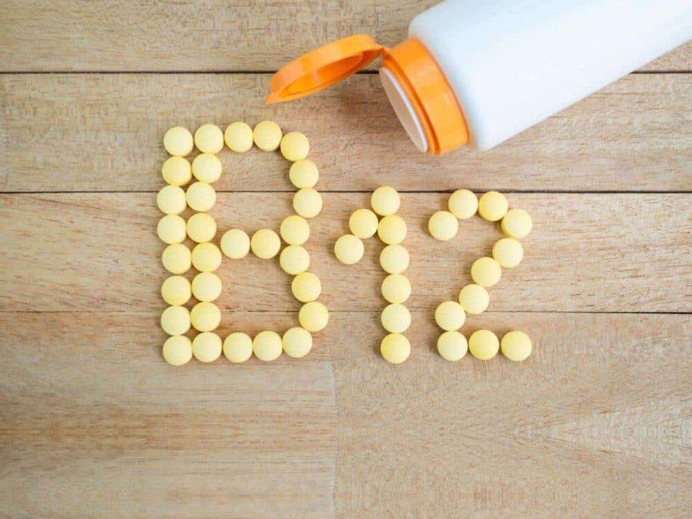 Dosis de la vitamina B12