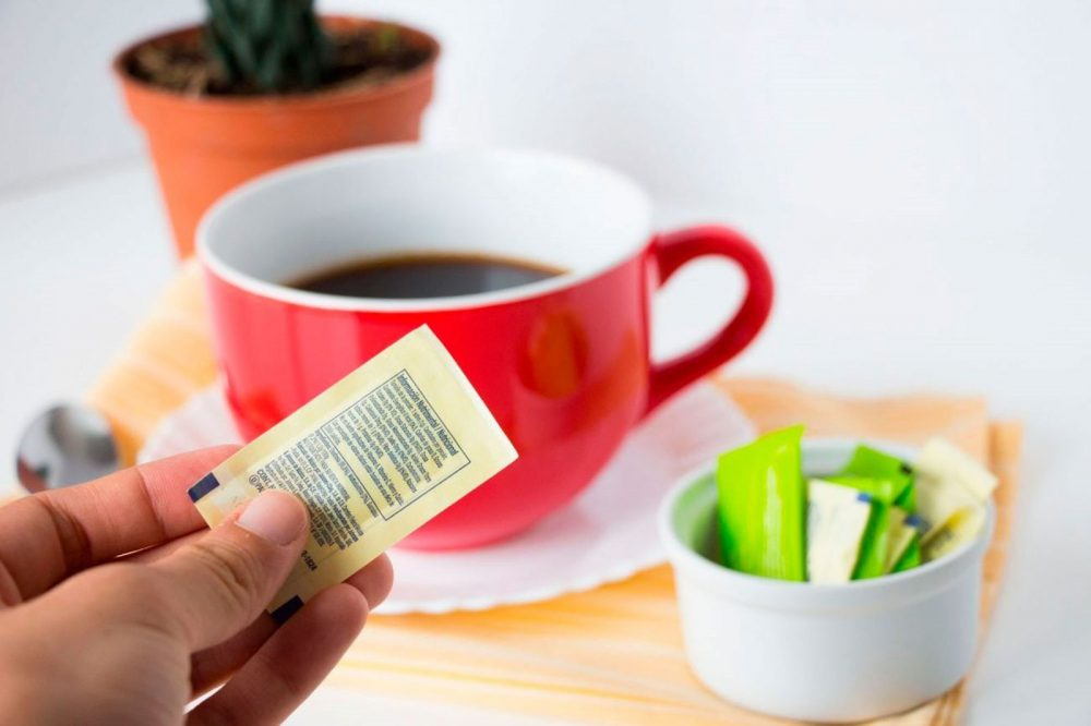 Edulcorante mala para las bacterias intestinales
