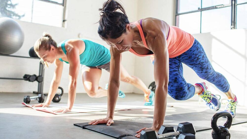 Ejercicios cardio basculares para bajar de peso