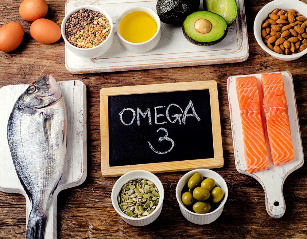 El Aceite ALA del Omega 3