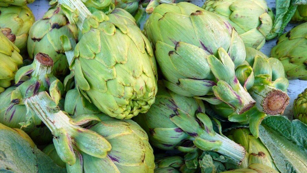 El FODMAPs se encuentra en varios alimentos como la alcachofa