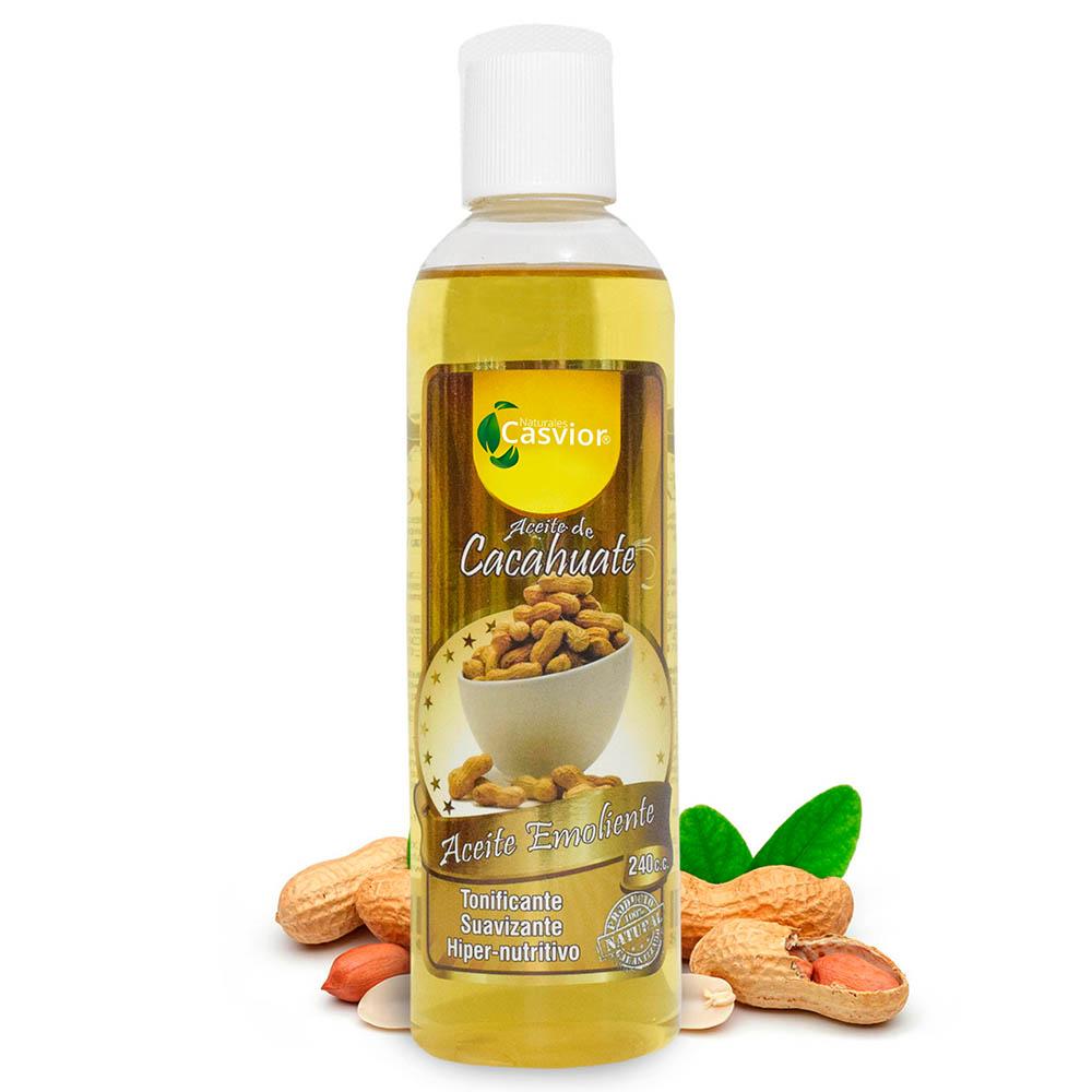 El aceite de cacahuete puede ser propenso a la oxidación