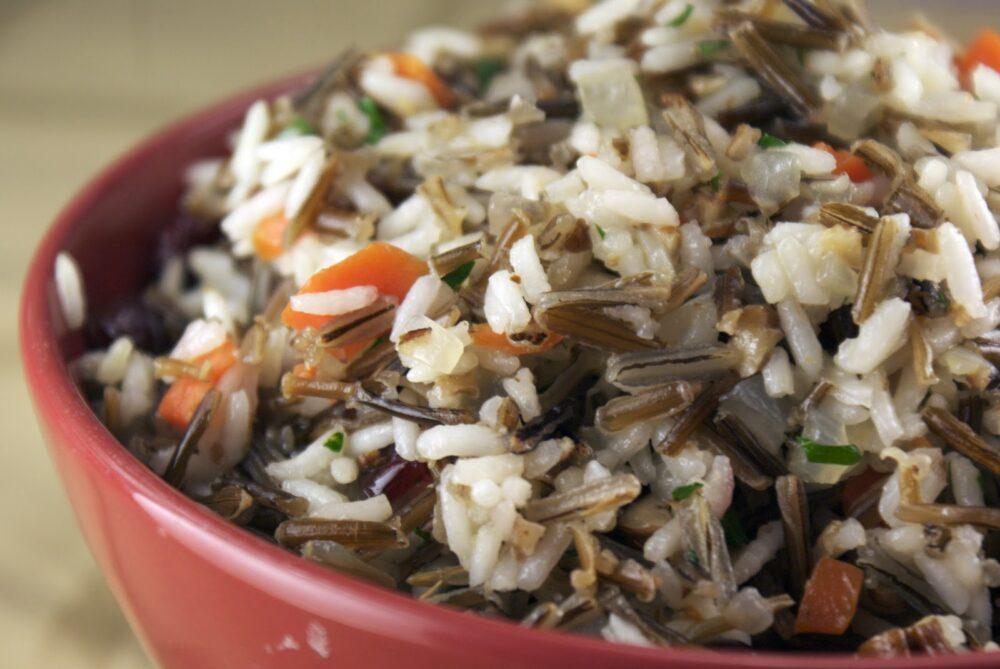 El arroz silvestre Puede reducir su riesgo de diabetes tipo 2