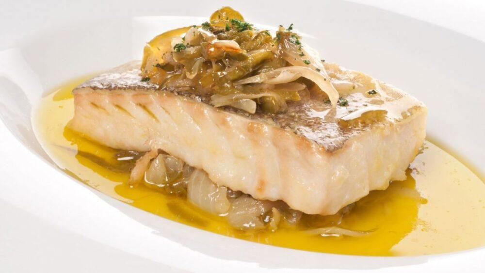 El bacalao es una buena fuente de vitamina B