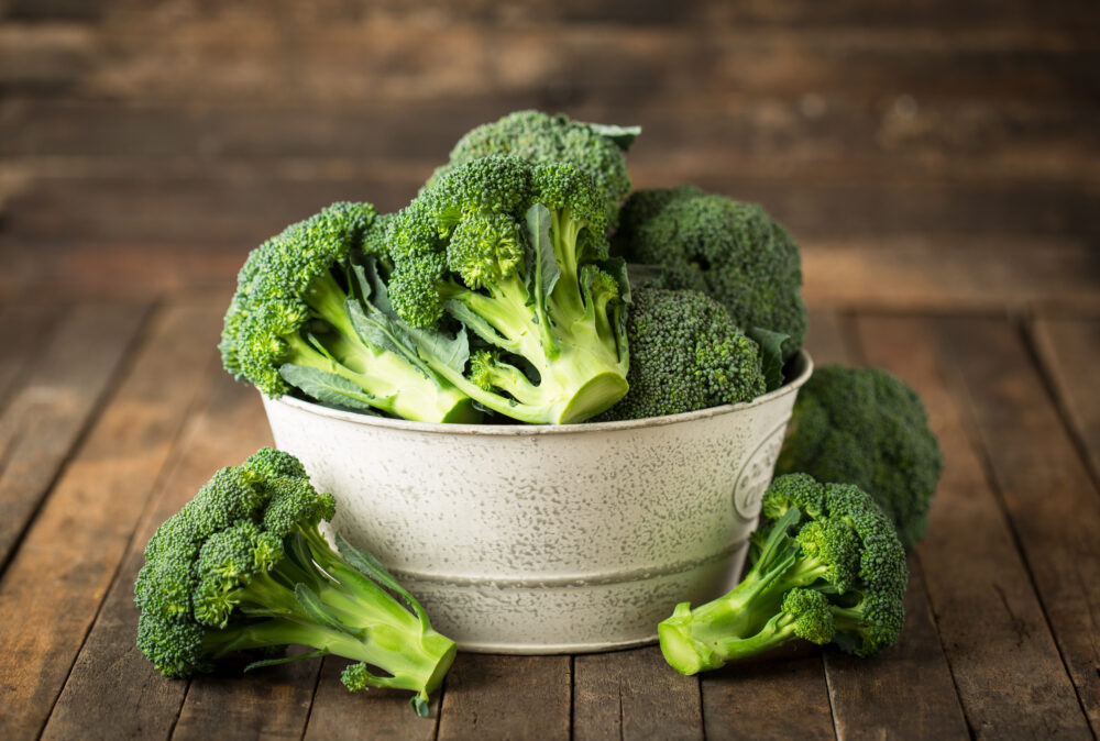 El brocoli Puede retardar el declive mental y ayudar a la función cerebral saludable