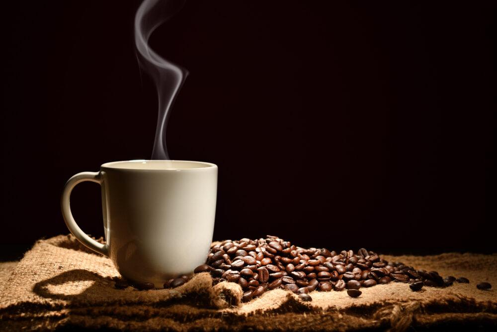 El café contiene nutrientes escenciales