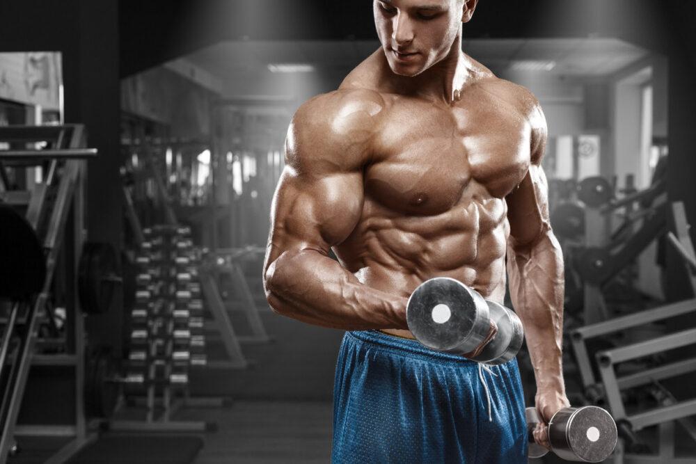 El entrenamiento con pesas puede ayudar a mantener los músculos durante el ayuno