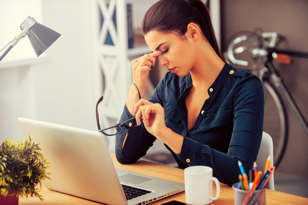 El estrés puede ser un factor de aumento de peso