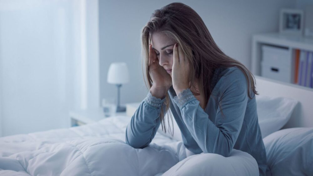 El no dormir bien puede llevarlo aumentar de peso