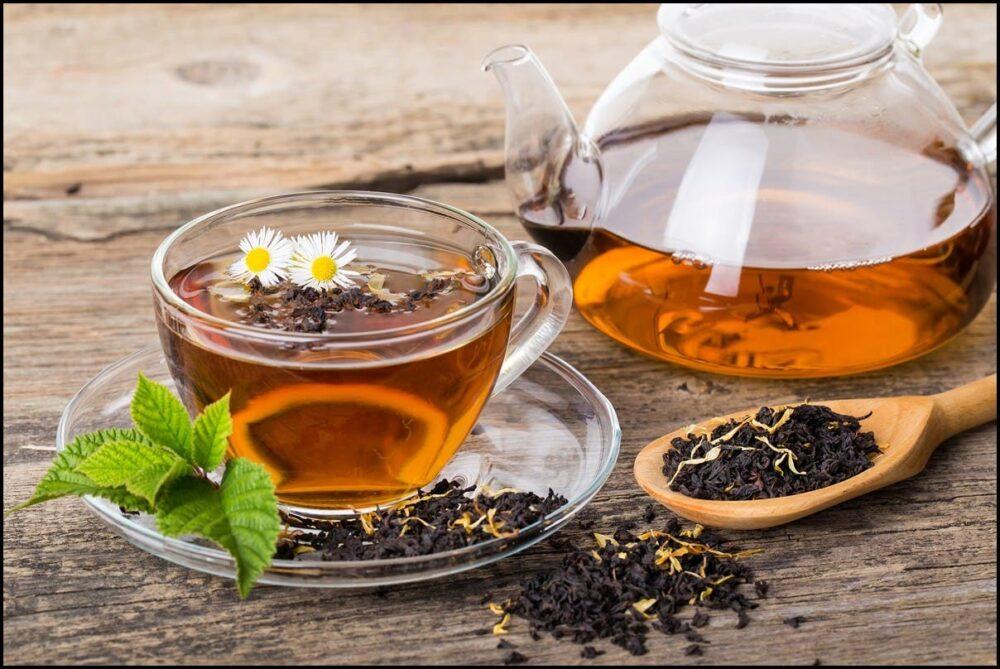 El té negro puede ayudar aumentar el enfoque