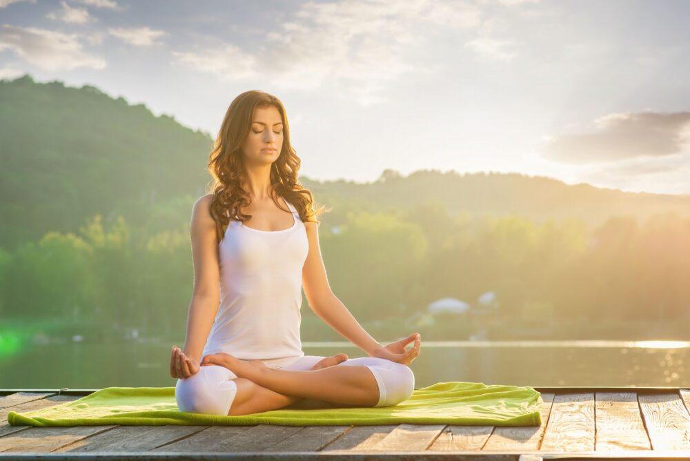 El yoga podría promover la salud del sueño