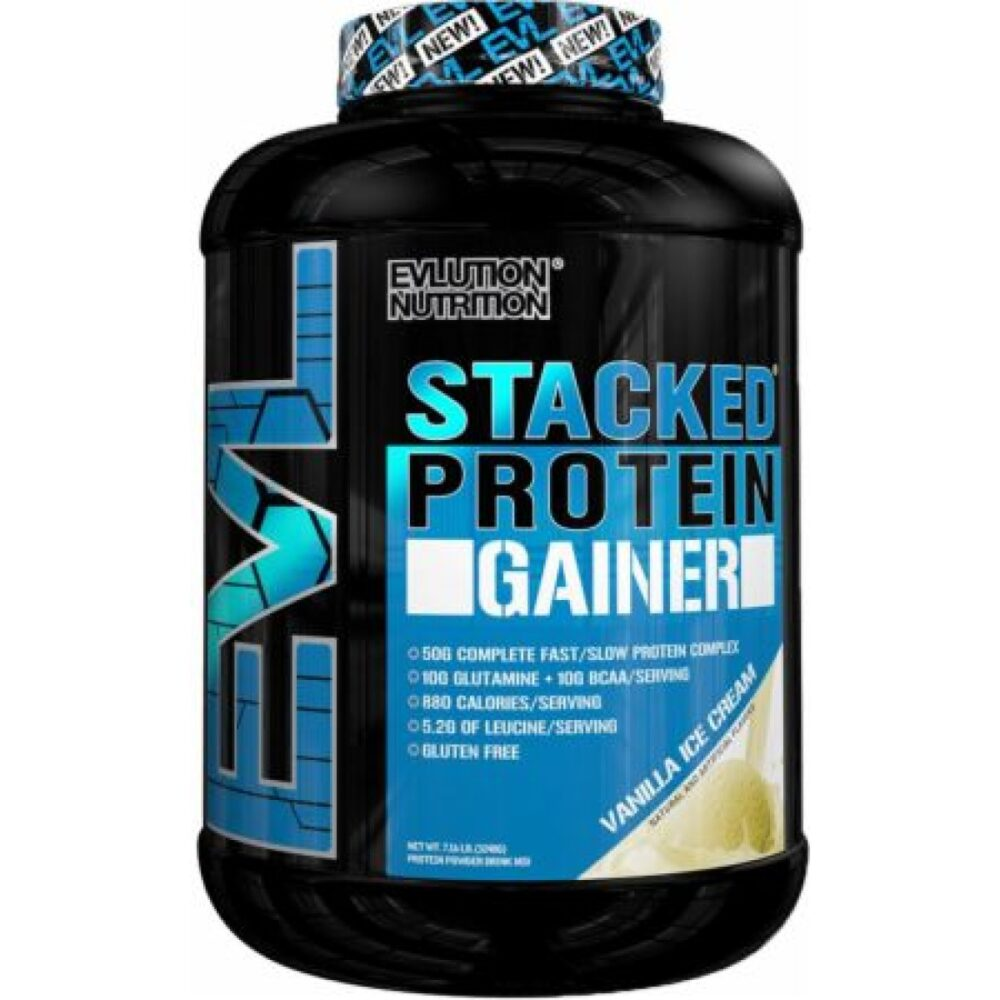 Evlution Nutrition Stacked Protein Gainer