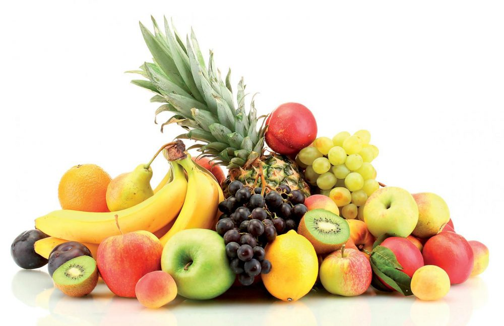 Frutas para quienes entrenan una hora o menos