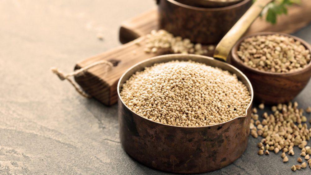 12 granos antiguos y sanos