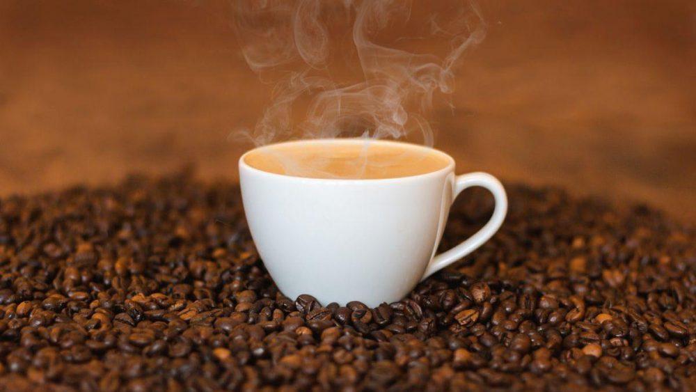 Granos de Café, efecto laxante