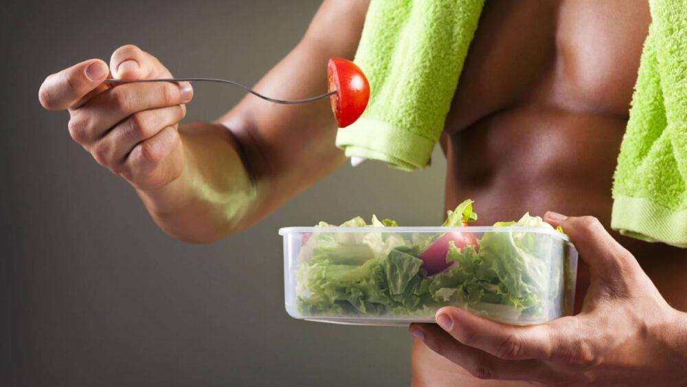 Haga ejercicio y cambie la dieta al mismo tiempo