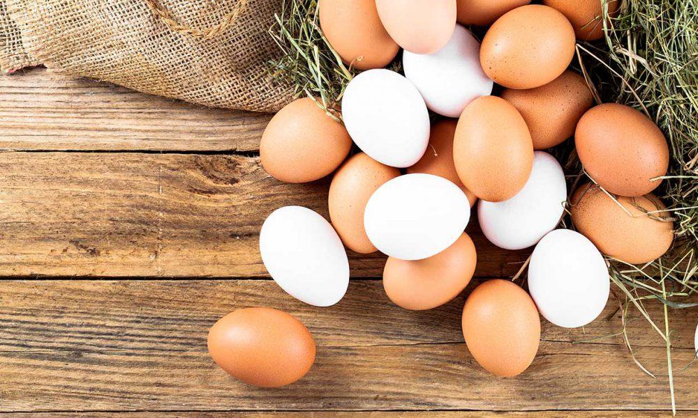 Los 10 principales beneficios para la salud de comer huevos