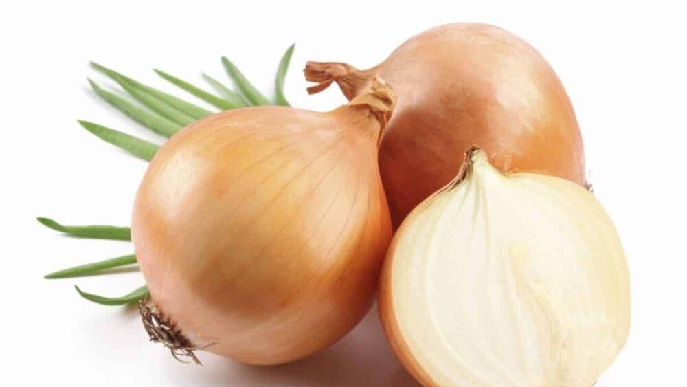 Intolerancia y alergia a la cebolla
