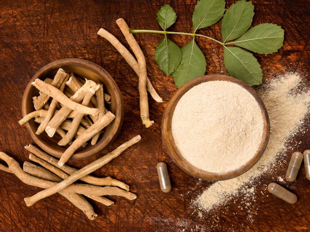 La Ashwagandha puede reducir los niveles de azúcar en la sangre