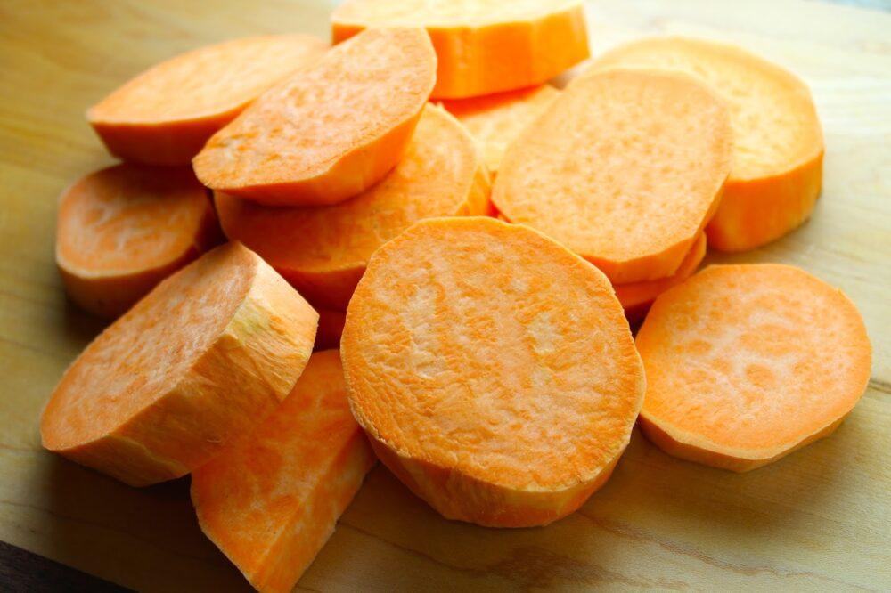 La batata ayuda a la reducción del daño oxidativo y del riesgo de cáncer