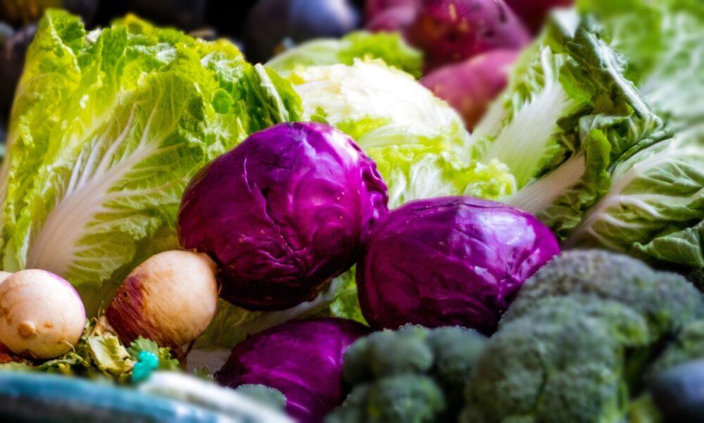 La col contiene Esteroles vegetales
