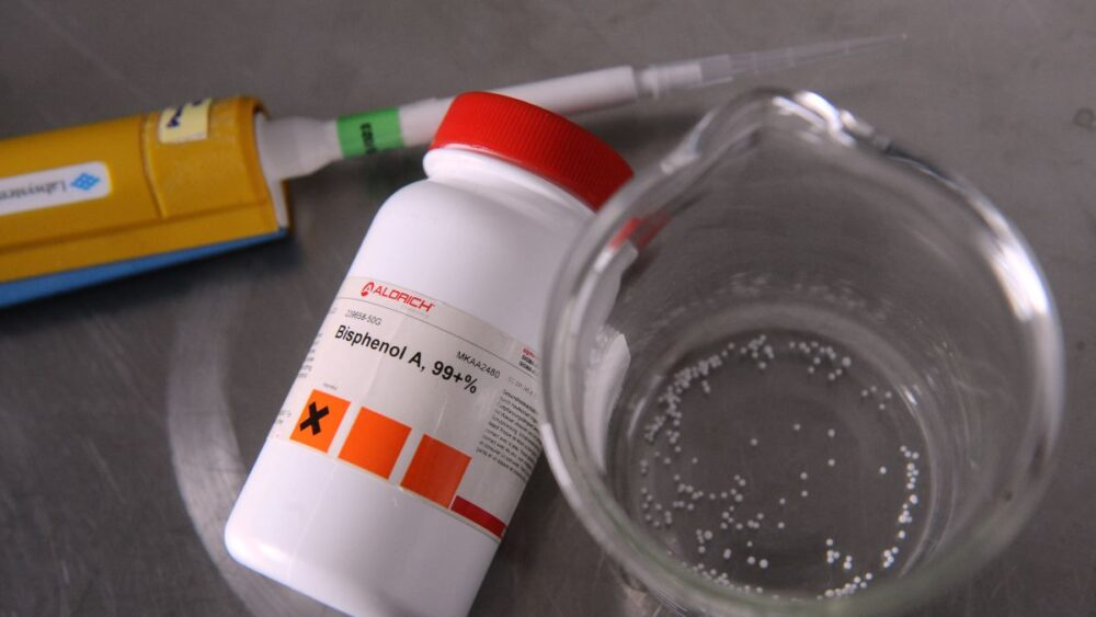 La controversia del BPA