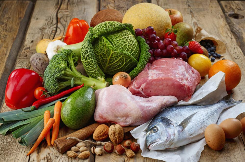 La dieta ancestral y ácidos